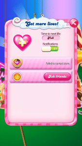 candy crush full life