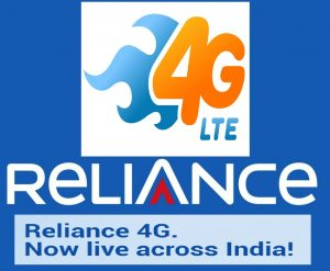 Reliance 4g