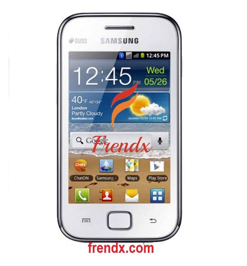 Samsung Galaxy S Duos S7562 hard reset – Frendx com